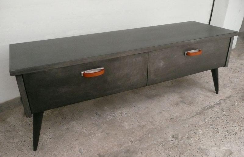 Eveil de meubles patines et meubles peints transformer for Meubles patines